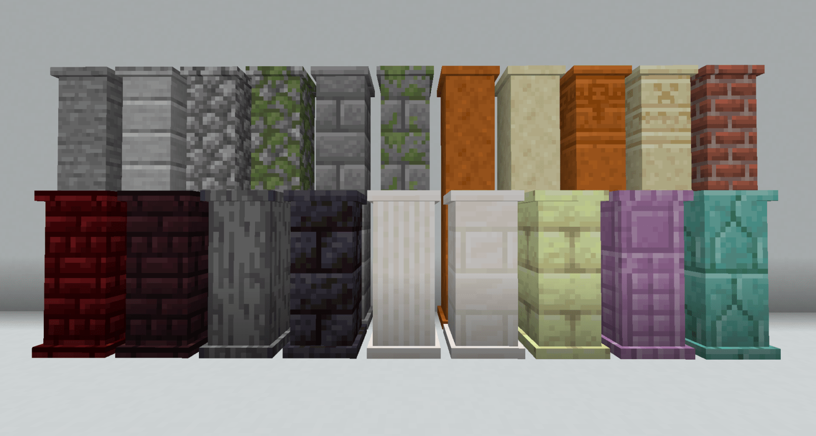 Builders Crafts & Additions Mod 1
