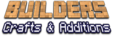 Builders Crafts & Additions Mod 3