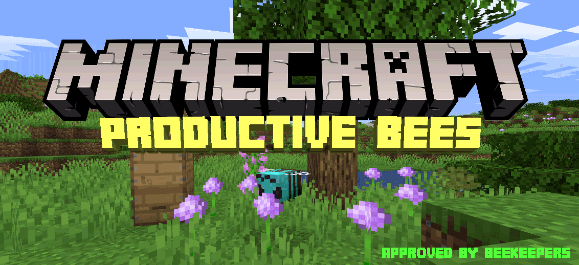 Productive Bees Mod