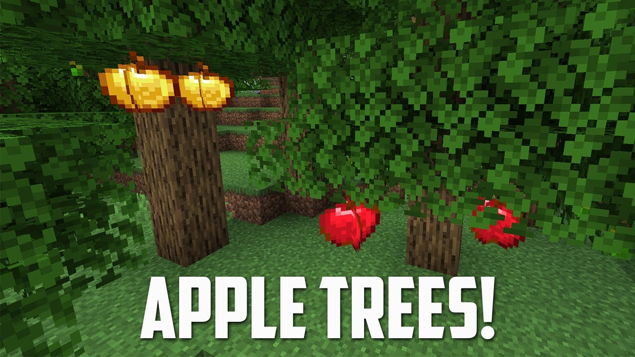Apple Trees Revived Mod
