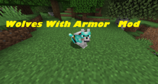 Wolves With Armor Mod